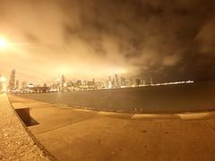 Gotham City (Pablo_Bpk) Tags: life trip chicago night clouds good batman gotham gopro