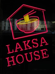 Laksa House (former credit union) on King William St (RS 1990) Tags: june 4th saturday adelaide former southaustralia 2016 creditunion kingwilliamst laksahouse