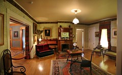 0U1A7032 James A Garfield NHS - house interior (colinLmiller) Tags: ohio house museum us nps president dot nhs nationalparkservice mentor 2016 usdepartmentoftheinterior jamesagarfieldnationalhistoricsite