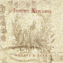Joanna Newsom  Monkey & Bear (Dot Artwork) Tags: design artwork drawing cover ys joannanewsom monkeybear singlecover monkeyandbear