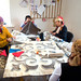 Women Create Wool Handicrafts