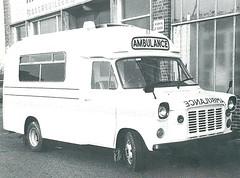 Ford Transit Ambulance (David Warden) Tags: ford vintage ambulance transit vehicle van emergency coachbuilt