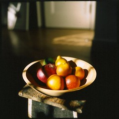 (brianwferry) Tags: sun film home instant hasselblad500cm polaroidback fujifp100c