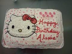 Hello Kitty by Brenda L