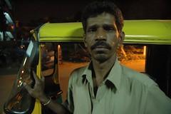 Enlightened Auto driver, Fakhruddin Iliyas, Bangalore (Vasu..) Tags: india rajasthan autodriver fakhruddin sreenirajasthanindia