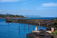 Ahukini Landing, Kauai (ChrisInAK) Tags: ahukinilanding hawaii lihue airport boating island kauai landscape ocean sea shore tourism travel tropical tropics vacation