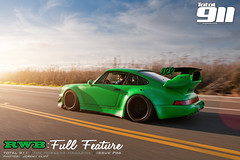 """Pandora One"" RAUH Welt-BEGRIFF (RWB) Porsche for Total 911 Magazine (jeremycliff) Tags: california green one 911 total pandora rwb 2012 welt illest rauh fatlace egarage jeremycliff myacreativecom wekfest pandoraone thephotomotivecom egaragecom jeremycliffcom weltbegriff total911com"