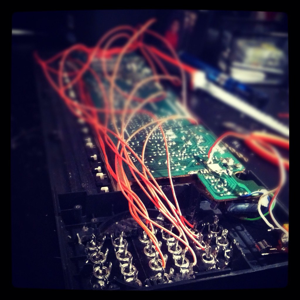 The Worlds Newest Photos Of Casio And Sk1 Flickr Hive Mind Circuit Bending A Undergoing Routine Laurentide Synthworks Tags Diy Mod Synth