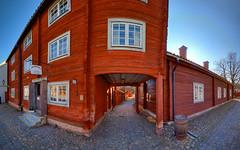 Pan_34206_20_ETM1 / Gamla Linköping - Sweden (Dan//Fi) Tags: travel urban panorama sweden hdr linköping gamla