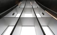 Divide and conquer - MUMOK Museum Moderne Kunst Wien, Vienna (Gerhard R.) Tags: vienna wien abstract architecture arquitectura architektur modernarchitecture museumsquartier mumok modernearchitektur stiftungludwig museummodernekunst