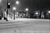 SaintLouis_img_2010_694 (sara97) Tags: nightphotography blackandwhite bw snow film analog blackwhite cityscape streetscene missouri 35mmfilm nightscene saintlouis nikonf2 analogphotography kodakp3200tmz winter2010 photobysaraannefinke dec2010 copyright©2010saraannefinke nikkor50mmf12mflens saintlouisatnight