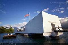 USS Arizona Memorial, Pearl Harbor (Christopher Chan) Tags: usa canon hawaii memorial 7d pearlharbor honolulu 1022mm hdr ussarizona