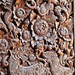 Wat inlay details, Phrae, northern Thailand