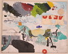 origins of labor 1 (Alexander Amir Fatemi) Tags: art alex collage modern paint skateboarding fatemi