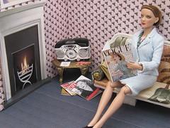 1950's 003 Bette reading Vogue to kill time (mydollfamily) Tags: alex gene joan maxwell tess bette bettedavis joancrawford tonner maxwellsmart madamealexander ashtondrake genemarshall tesstrueheart alexanderfairchildford
