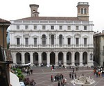 "La Civica Biblioteca ""Angelo Mai"" a Bergamo"