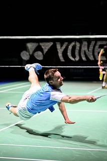 Badminton Swiss Open
