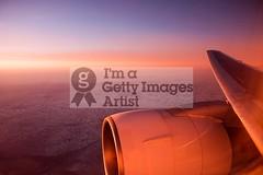 Sunrise (DolliaSH) Tags: ocean sky color window colors amsterdam sunrise canon airplane mexico photography dawn photo high foto photos flight atlantic airline cancun 1755mm 50d canonefs1755mmf28isusm canoneos50d dolliash dolliasheombar