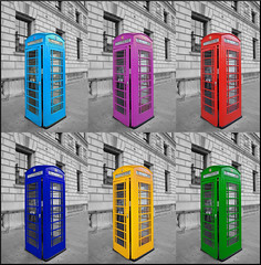 What color are you? (s.infante) Tags: color london box telephone