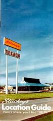 Stuckey's Location Guide (Jasperdo) Tags: vintage restaurant map roadtrip gasstation ephemera guide texaco brochure directory pamphlet servicestation stuckeys locationguide travelephemera stuckeyslocationguide