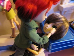 He Arrives: 22 (hillary795) Tags: doll pullip hash taeyang taeyanghash taeyanghashdoll