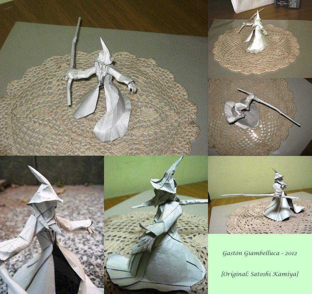 The Worlds Best Photos Of Origami And Wizard