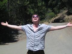 Glorious California sun