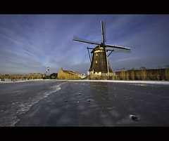 Dutch pride (zilverbat.) Tags: winter sky snow holland mill ice nature netherlands dutch canon poster landscape zonsondergang raw zoom outdoor postcard sneeuw nederland culture natuur wideangle elements lucht wintertime cinematic mills iconic moods hotspot wieken worldheritage landschap trots dutchlandscape lightroom kou zevenhuizen ijs windmolen koud lr3 wideangel driekleur ijspret winterlandschap wak southholland groothoek vrieskou hollandsglorie winterlucht poldermolen molenwieken viersprong molenrad wakken tweemanspolder derotte trotsopnederland canon7d zilverbat ijsvrij eendrachtsmolen molendatabase 1020mmwideangel