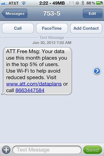 ATT Text