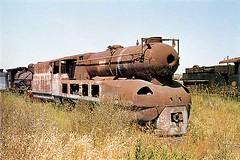 Argentina designed by LD Porta (kitchener.lord) Tags: argentina design rail steam locomotive streamline dieselpunk