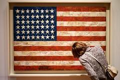 NYC #8 (Pascal L) Tags: nyc usa newyork flag moma museumofmodernart drapeau leicam8 flickrexportdemo