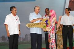 Lawatan Ke Kuarters Baru Jabatan Kerja Raya (JKR) (Najib Razak) Tags: ke raya baru kerja jabatan lawatan jkr kuarters najibrazak