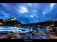 Rheinfall (picture 4B) Tags: longexposure light sky clouds landscape schweiz switzerland sony wolken sigma schaffhausen landschaften rheinfall langzeitbelichtung neuhausen sonya77 mygearandme mygearandmepremium