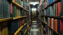 Stacks of the London Library