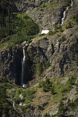 "Waterfall from Sky Lake • <a style=""font-size:0.8em;"" href=""http://www.flickr.com/photos/63501323@N07/6923503306/"" target=""_blank"">View on Flickr</a>"