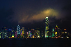 Victoria Harbour, Hong Kong Island, Hong Kong. (Flash Parker) Tags: china travel urban hongkong metro adventure metropolis kowloon sar eastasia hongkong791372x