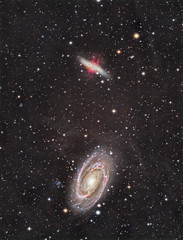 M81 and 82 (Inner Space and Outer Space) Tags: deepspace astrometrydotnet:status=solved competition:astrophoto=2012 astrometrydotnet:id=nova986358
