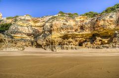 Praia da Abandeira Carvoeiro ,Lagoa (_Rjc9666_) Tags: hdr nikon d5100 carvoeiro lagoa algarve portugal seascape paisagem coastline beach praia ilustrarportugal 120 ©ruijorge9666 15
