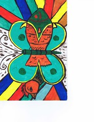 PAP-DAV-19 (moralfibersco) Tags: art latinamerica painting haiti gallery child fineart culture scan collection countries artists caribbean emerging voodoo creole developingcountries developing portauprince internationaldevelopment ayiti