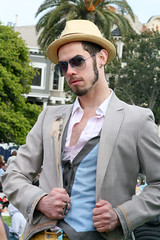 Looking Dapper (shaire productions) Tags: sf life sanfrancisco california street people urban person living photo image photograph moment capture imagery informal
