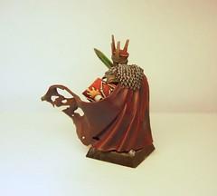 Vampire Counts Wight King (Tomas Persifal Pekar) Tags: king vampire warhammer wight counts