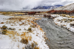 Incoming (James Neeley) Tags: landscape salmon idaho lonepine hdr idahofalls winterstorm 5xp jamesneeley flickr25