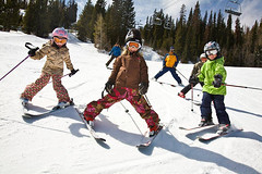 "Kids Skiing at Sunrise Ski Pak • <a style=""font-size:0.8em;"" href=""http://www.flickr.com/photos/77555780@N03/6964522622/"" target=""_blank"">View on Flickr</a>"