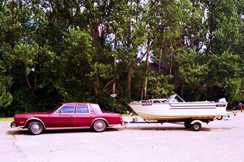 red cars car sedan boat open 5thavenue bow seventy yamaha motor 1978 chrysler mopar bluefin 50 avenue 1986 runabout 78 86 luxury eight sportsman nineteen outboard fifth horsepower wpc walterpchrysler 4door chryslercorporation 50hp nineteenseventyeight mbody