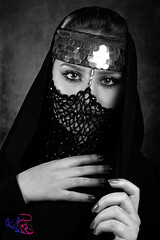(ahmad hendaoi) Tags: light portrait bw art portraits one syria ahmad aleppo           anawesomeshot    hendaoi