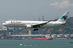 Air Niugini (PX/ANG) / 767-366ER / P2-ANA / 09-07-2010 / HKG (Mohit Purswani) Tags: canon airplane photography hongkong airport aviation jets airplanes landing planes boeing ang arrival 75300mm hkg skydeck 767 clk widebody planespotting boeing767 cheklapkok px 767300 hkia airniugini commercialaviation hongkongsar 767300er civilaviation 763 b763 hongkonginternationalairport canonphotography cheklapkokinternationalairport cheklapkokairport 75300mmlens boeing767300 aviationphotography jetphotosnet jetphotos 400d vhhh papanewguinea canon400d 25r boeingcorporation boeing767300er 763er p2ana widebodyaircraft canon400dphotography 400dphotography ahkgap