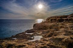 Algar Seco (_Rjc9666_) Tags: sea sky seascape portugal nikon coastline lagoa algarve 13 74 carvoeiro algarseco nikon1855 d5100 ©ruijorge9666
