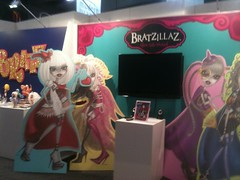 Bratzillaz @ Australian Toy Fair :o Photo Credit: araparap (alexbabs1) Tags: see only if could