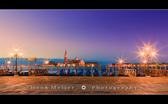 San Giorgio Maggiore - Venice (~ Floydian ~ ) Tags: longexposure travel blue venice light sunset sky italy sun water canon river island dawn lights evening canal twilight europe italia romance unesco motionblur romantic gondola venetian bluehour piazza venezia meijer oldcity grandcanal gondolier sanmarco henk waterscape sangiorgiomaggiore gondole veneto grandecanal campanille venetianlagoon floydian proframe proframephotography canoneos1dsmarkiii henkmeijer stmarkssquarevaporetto