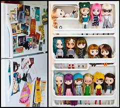 Blythe Doll Collection --